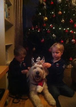 Eric, Kung Charlie och Philip