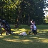 Golfbagarna och Charlie