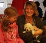Linnea, Saga och jag