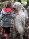 Goa vänner, Milia och Charlie