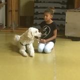 """""""Annie"""" och Charlie tillsammans i en scen"""