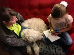 Läsning och lyssning <3