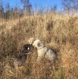 Charlie hittade Sonja på solsidan